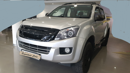 Isuzu V Cross