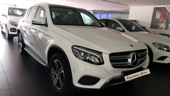 Mercedes Benz GLC 220d,