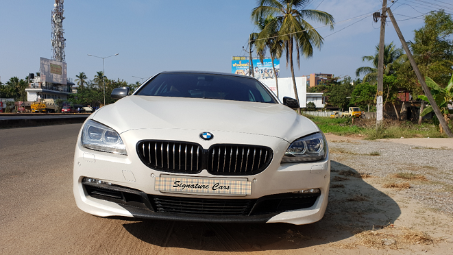 Bmw 640d Grancoupe