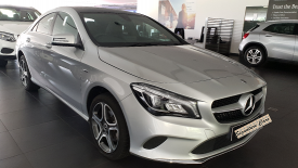 Mercedes Benz CLA 200d, Unregistered Demo car
