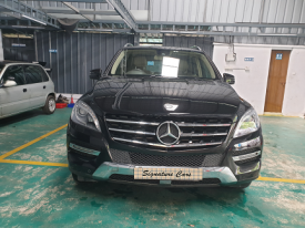 MERCEDES BENZ ML 250 CDI