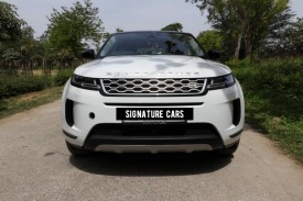 Range Rover Evoque New Shape